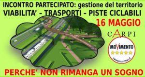 Gestione del territorio: viabilità - trasporti - piste ciclabili
