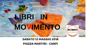 Libri in MoVimento - Banchetto 1