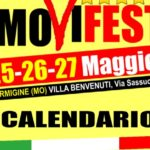 #MoViFest calendario appuntamenti