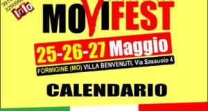 #MoViFest calendario appuntamenti